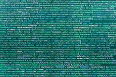 Admin-Zugang zur Datenquelle Stockfotos