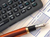 A administração Imagem de Stock Royalty Free