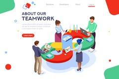 A administração do usuário do programa do software support ilustração royalty free