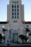 administraci budynku miasta okręg administracyjny Diego San obrazy stock