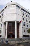 administraci budynku policja Trinidad Zdjęcie Royalty Free