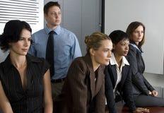 Administratief milieu Stock Foto's