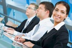 Administratieve arbeider Stock Afbeeldingen