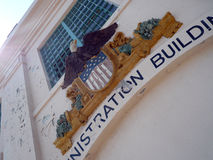 Administration Building Stock Images