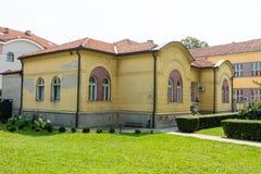 Administration diocésaine dans Leskovac, Serbie Photos libres de droits