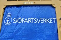 Administration maritime suédoise photographie stock libre de droits