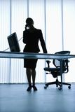 Administrative assistant. Stock Images