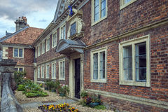 Administrative building of Sarum College, Salisbury, England Royalty Free Stock Photo