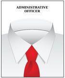 Administrative Officer Royalty Free Stock Image