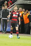 Admir Mehmedi Leverkusen Fotografie Stock