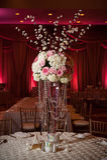 Admirablement décoré épousant le lieu de rendez-vous Images stock