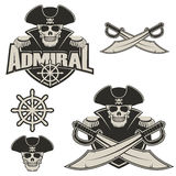 admiral vektor abbildung