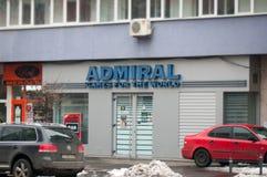 Admiral Casino Stockfoto