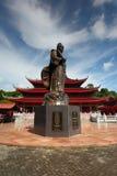 Admiral Ceng Ho Statue Lizenzfreies Stockbild