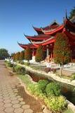 Admiral Ceng Ho Temple Stockbilder