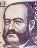 Admiral Miguel Grau Lizenzfreies Stockbild