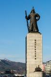 Admiral Yi Sun-sin Stock Image
