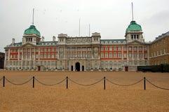 admiralici budynku sala London biel Obraz Royalty Free