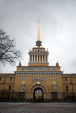 Admiralität in St Petersburg Stockfotografie