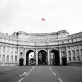 Admiralitäts-Bogen, London Stockfotos