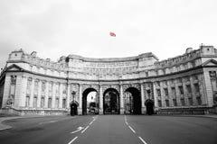 Admiralitäts-Bogen, London Stockfotografie