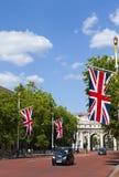 Admiralitäts-Bogen in London Lizenzfreies Stockfoto