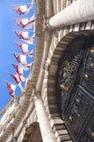 Admiralitäts-Bogen, London, England lizenzfreies stockbild
