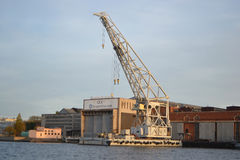 Admiralitäts-Werfte Stockfotografie