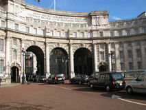 Admiralty Arch Royalty Free Stock Photography
