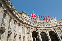 Admiralty Arch Stock Images