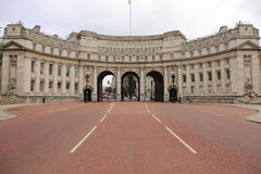 Admiralty Arch Royalty Free Stock Image