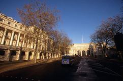 Admiralty Arch, London Royalty Free Stock Images
