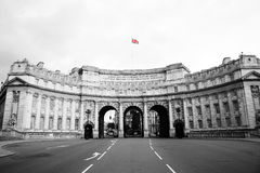 Admiralty Arch, London Stock Photography