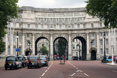 Admiralty Arch London England Stock Photo
