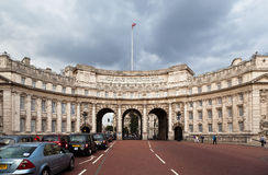 Admiralty Arch London England Stock Photos