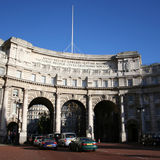 Admiralty Arch, London, England Royalty Free Stock Photos
