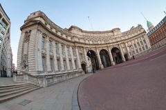 Admiralty Arch, The Mall, London, England, UK Stock Photography