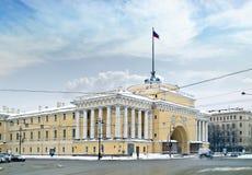 Admiralty building, Saint Petersburg Stock Photography