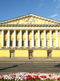Admiralty building (1806 - 1823), Saint Petersburg, Russia Stock Image