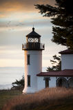 Admiralty Head Lighthouse Stock Images