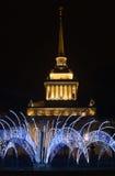 admiralty nytt år Royaltyfria Foton
