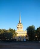 admiralty St Petersburg Imagenes de archivo