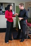 Admission Stock Image