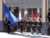 Admission dans l'OTAN Photo libre de droits