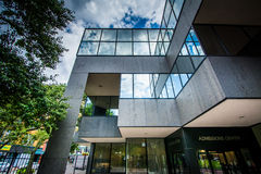 The Admissions Center at Johnson & Wales University, in Providen Royalty Free Stock Image
