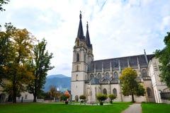 Admont修道院,奥地利 库存图片