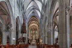 Admont Abbey Church, Österreich Lizenzfreie Stockfotos