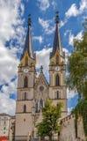 Admont Abbey Church, Austria Imágenes de archivo libres de regalías
