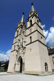 Admont Abtei Lizenzfreie Stockbilder