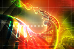 ADN Image libre de droits